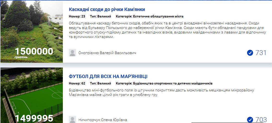 Встигни проголосувати за проекти бюджету участі в Житомирі