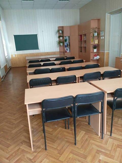 На базі ДНЗ Центр сфери обслуговування м. Житомира відкрили сучасний навчально-практичний осередок