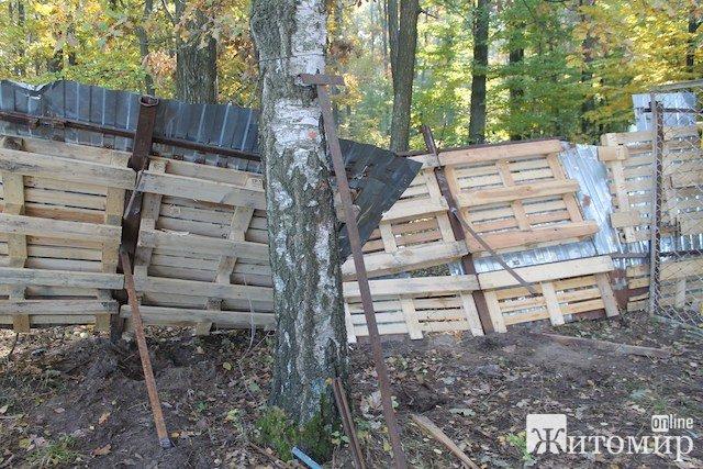 Криминальный беспредел в Житомире: бандиты напали на завод