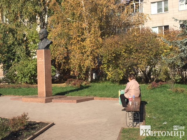 У Житомирі згадали композитора Бориса Лятошинського. ФОТО