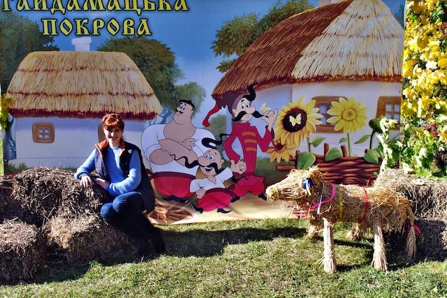 """Щорічне театралізоване свято """"Гайдамацька Покрова"""" стрімко набирає популярності на Житомирщині. ФОТО"""