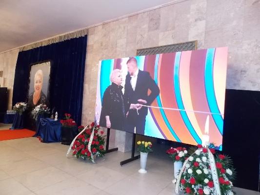 Житомир простился со своей любимицей Мариной Поплавской
