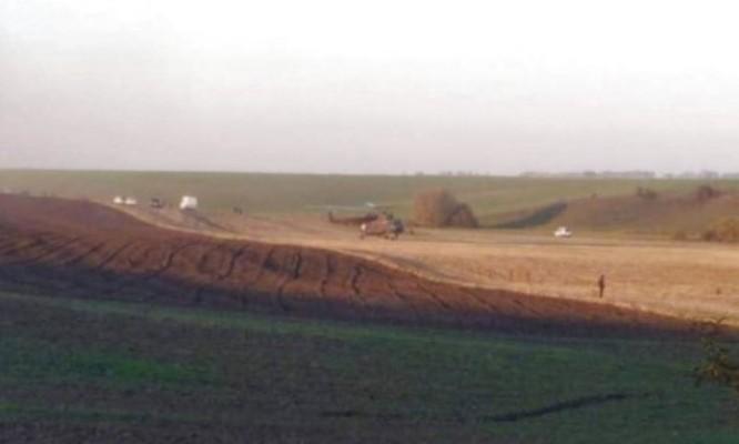 Крушение самолета в Украине: очевидцы рассказали детали, от которых мороз по коже