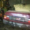 Два гаражі горіли в Овруцькому районі