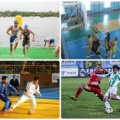 Спортивні події у Житомирі на вихідних
