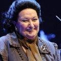 Умерла легенда оперной сцены Монсеррат Кабалье