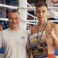 Єгор Фролов із Житомира виграв Кубок України з кікбоксингу WАКО