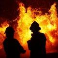 На Житомирщині палав будинок. Власник загинув