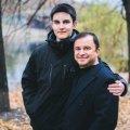 У сина тернопільського співака Віктора Павліка виявили рак хребців, батько просить у небайдужих допомоги