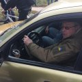 У Бердичеві проходить мирна акції #Бойкот_ціні_на_пальне