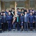 Троє житомирських рятувальників  нагороджені медаллю «За доблесть і звитягу»