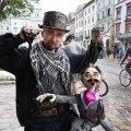 Житомирский кукловод Соловьев собирает деньги на поездку в Таиланд