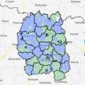 У 7 ОТГ Житомирщини 23 грудня відбудуться перші місцеві вибори