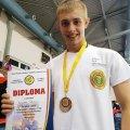 Олексій Кривець з Бердичева – Чемпіон Європи з бойового самбо