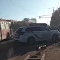 16 жовтня у Житомирі трапилася ДТП за участі тролейбуса