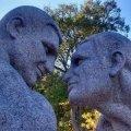 У Коростишеві з'явився еротичний пам'ятник Кличкам. ФОТО