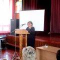 16 жовтня у Житомирі на базі ЗОШ №33 вчителі-словесники провели зустріч у відкритому професійному клубі з нагоди відкриття «Школи інноваційної освіти «Дім новин». ФОТО