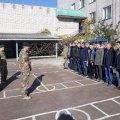 На Житомирщині строковики-прикордонники вибули на навчання. ФОТО