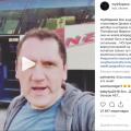 Появилось последнее видео Марины Поплавской в злополучном автобусе. ВИДЕО