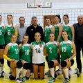 Дівчата з ВК Полiсся/Житомир порадували своїх вболівальників чудовою грою