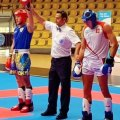 Боєць із Житомира Володимир Демчук виграв бронзу на чемпіонаті Європи з кікбоксингу WAKO