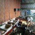 21 жовтня трапилася пожежа в будівлі шкільної їдальні у смт Миропіль Романівського району