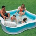 Детские надувные басейны