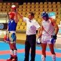 Житомирянин Володимир Демчук виграв бронзу чемпіонату Європи з кікбоксингу