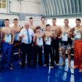 Сім золотих медалей на відкритому Кубку Київської області з кікбоксингу виграли житомиряни