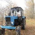 25-річний раніше судимий молодик вкрав трактор МТЗ-82 з території лісництва на Романівщині.