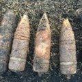 Місцеві жителі Малина виявили 10 мін часів минулої війни