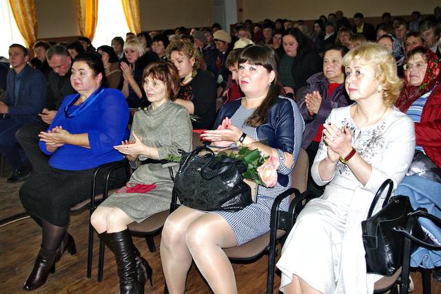 Житомирський район урочисто відзначив День працівника соціальної сфери України. ФОТО