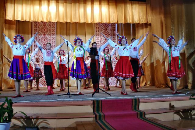 8 листопада у Житомирському районі урочисто відзначили Всеукраїнський день працівників культури та м ...