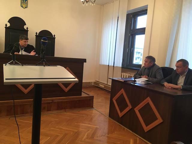 Голову Малинської РДА Кисельчука мучає суддівська невизначеність. ФОТО
