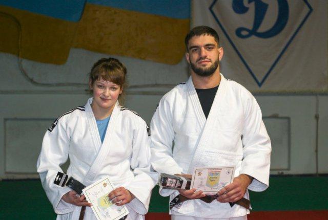 Житомиряни Лідія Ващенко та Івері Кучава отримали звання Майстрів спорту України
