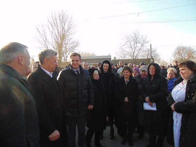 Юрій Бойко: Ми маємо чіткий план щодо встановлення миру, повернення окупованих територій та відновле ...