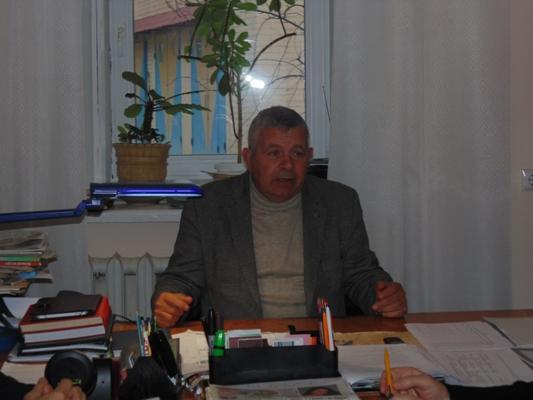 Голова Житомирської обласної організації ветеранів Олександр Защитніков висловив свою підтримку щодо об'єднання опозиційних політичних сил України