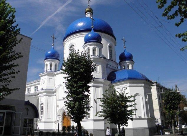 Свято-Михайлівський кафедральний собор Житомира запрошує на храмове свято