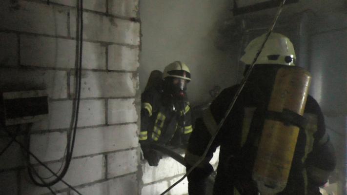 У Житомирі 23 листопада трапилася пожежа на сушарні