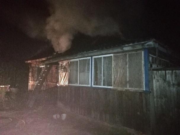 У власному будинку загинула жінка під час пожежі на Житомирщині