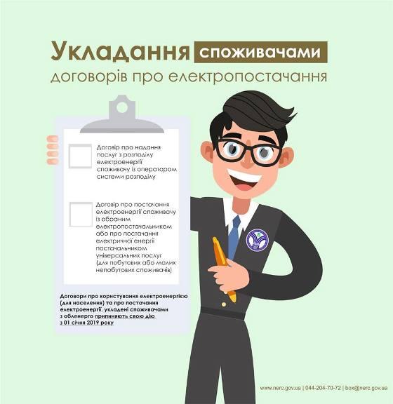 В Украине вводятся новые правила оплаты за электроэнергию