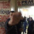 Працівники Авакова показують дулі громаді Житомира. ФОТО. ДОПОВНЕНО