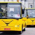 20 автобусів придбали для школярів Житомирщини