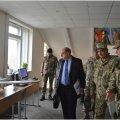 Зразки безпілотних авіаційних комплексів українських виробників представили у Житомирському військовому інституті