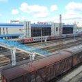 Поблизу залізничного вокзалу Житомира затримали чоловіка, якого розшукувала поліція іншої області