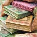 Найбільше зарплат працівникам заборгували підприємства Коростеня і Малина