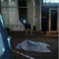 Вночі біля готелю «Львів» житомирянин зарізав чоловіка. ФОТО
