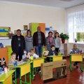Школи Житомирщини після нетривалих канікул отримали чергову допомогу від Віктора Развадовського