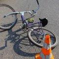 Під час ДТП в Бердичеві постраждав велосипедист