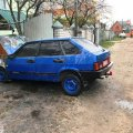 В Житомирі трапилося загоряння автомобіля.ФОТО